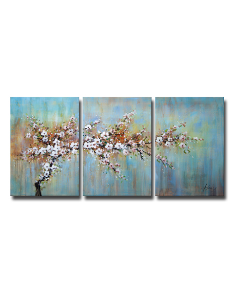 3-piece Gallery-wrapped Canvas Art Set OF-607-HYC